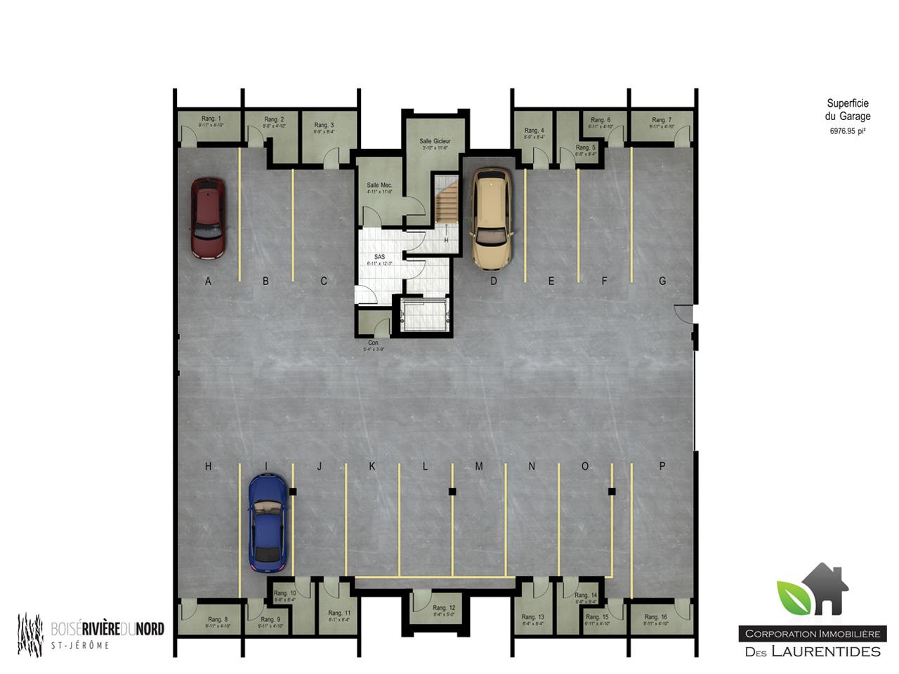 Plan-Garage