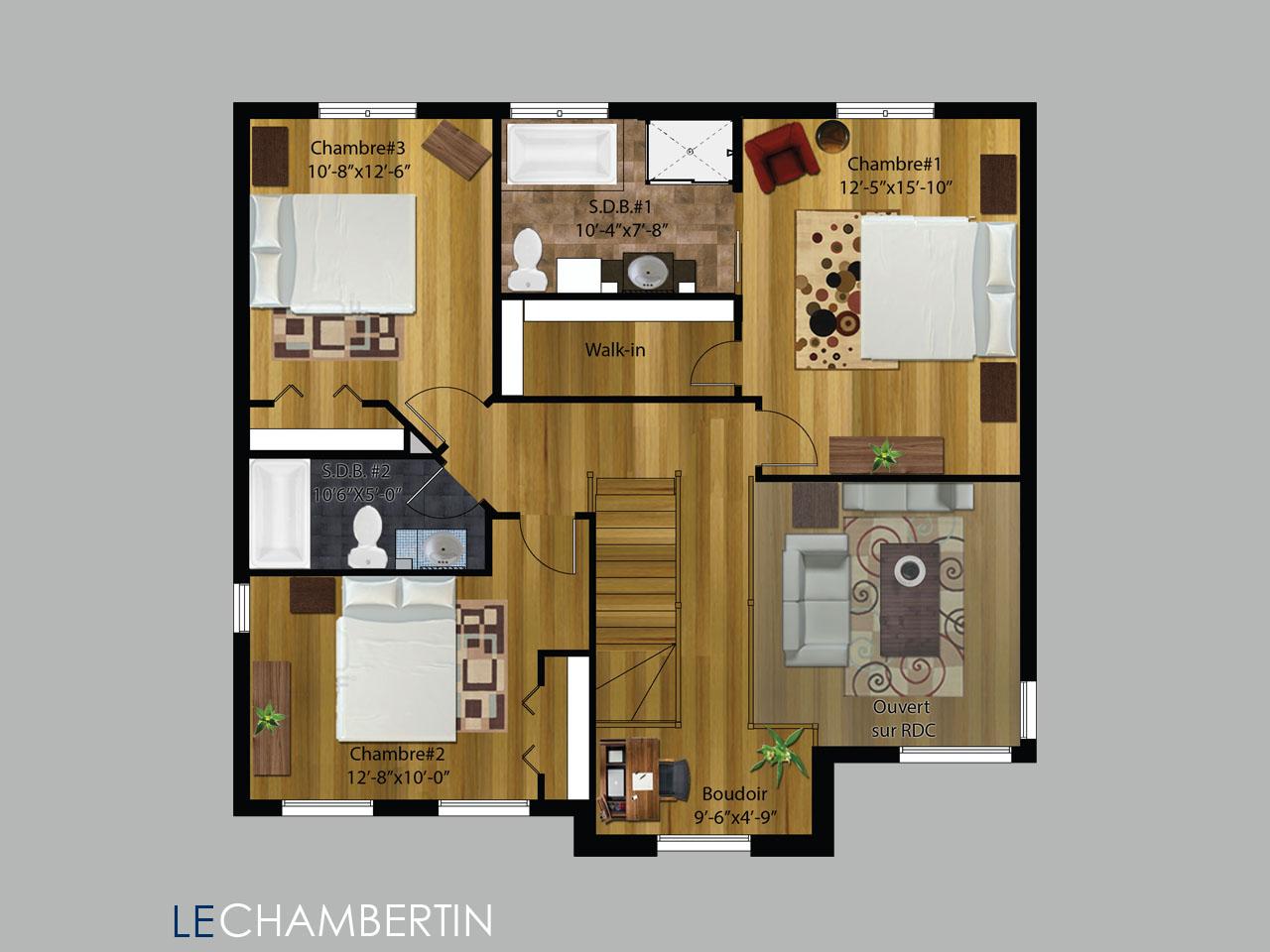 Chambertin-Etage
