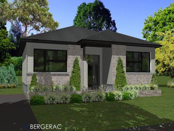 maison neuve bungalow